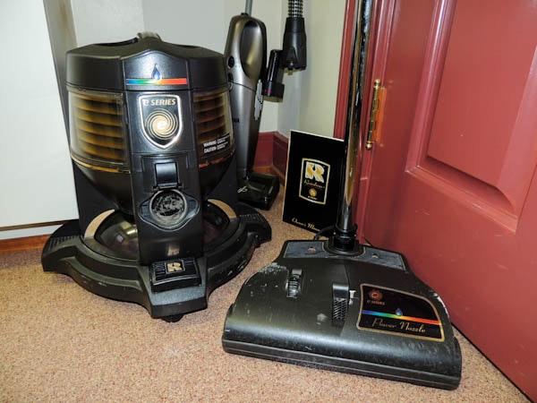 Rainbow Quot E Series Quot Vacuum Cleaner Ebth