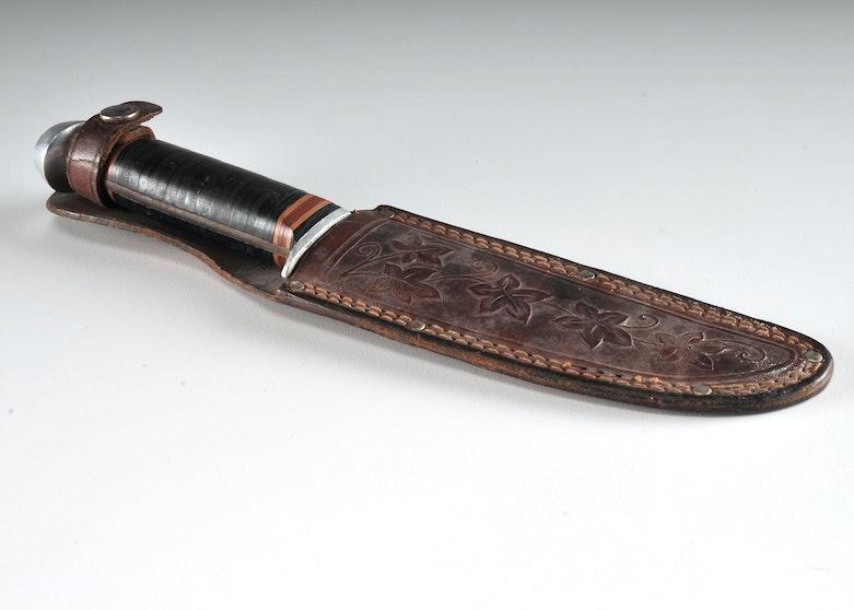 Rostfrei Solingen Germany Hunting Knife Ebth