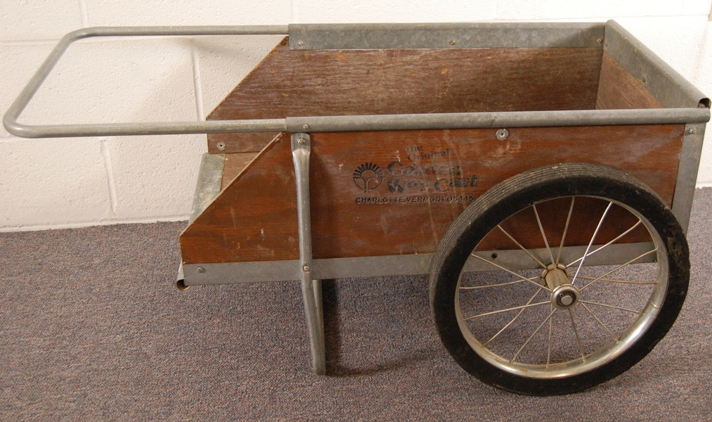 Original Garden Way Cart ...