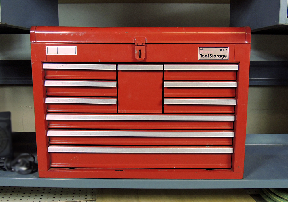 Sears Craftsman Home Tool Storage Chest : EBTH