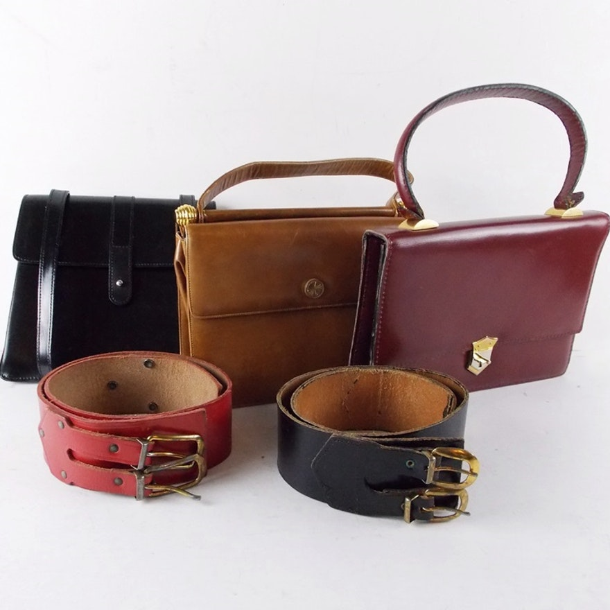 27e1ba4618039a Vintage Handbags and Belts : EBTH