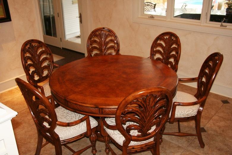 Thomasville Impressions Dining Room Set Quot Trafalgar Diningroom Table