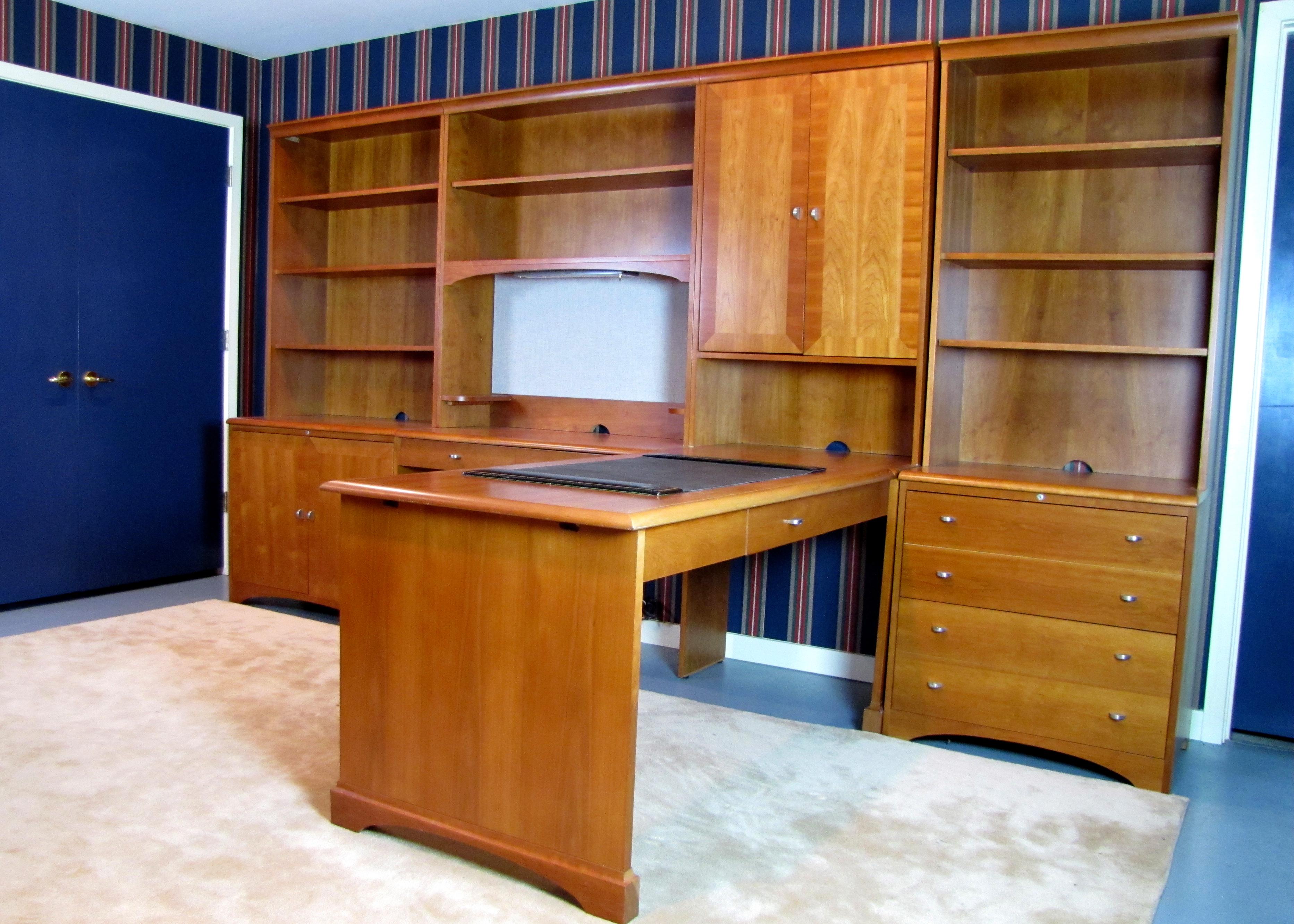 sligh furniture office room. Contemporary 8 Piece Modular Office By Sligh Furniture Room