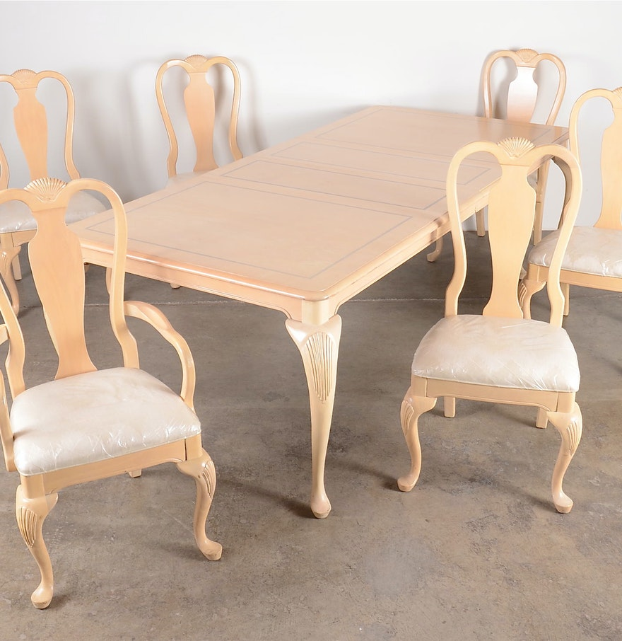 Lexington Dining Room Furniture: Lexington Furniture Dining Table And Chairs : EBTH