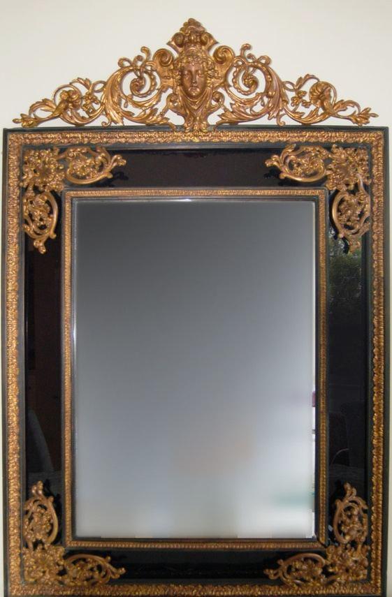 Italian - Style Pillow Hall Mirror