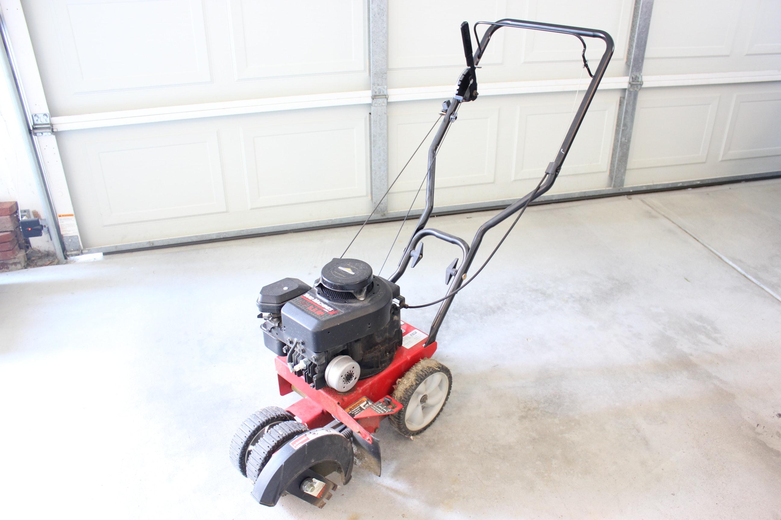 yard machine edger