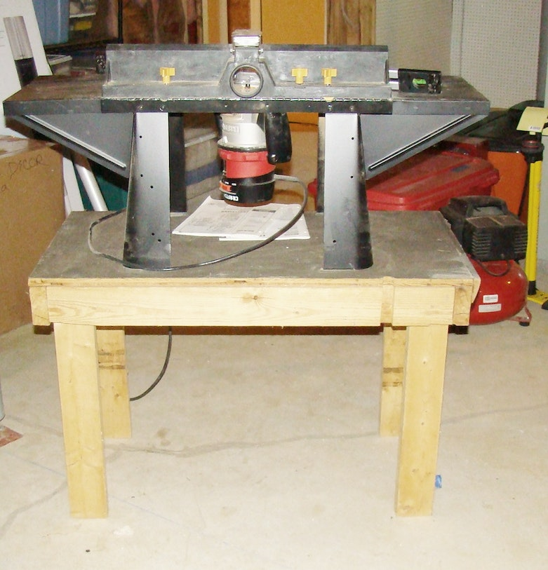 craftsman rotary tool bench manual