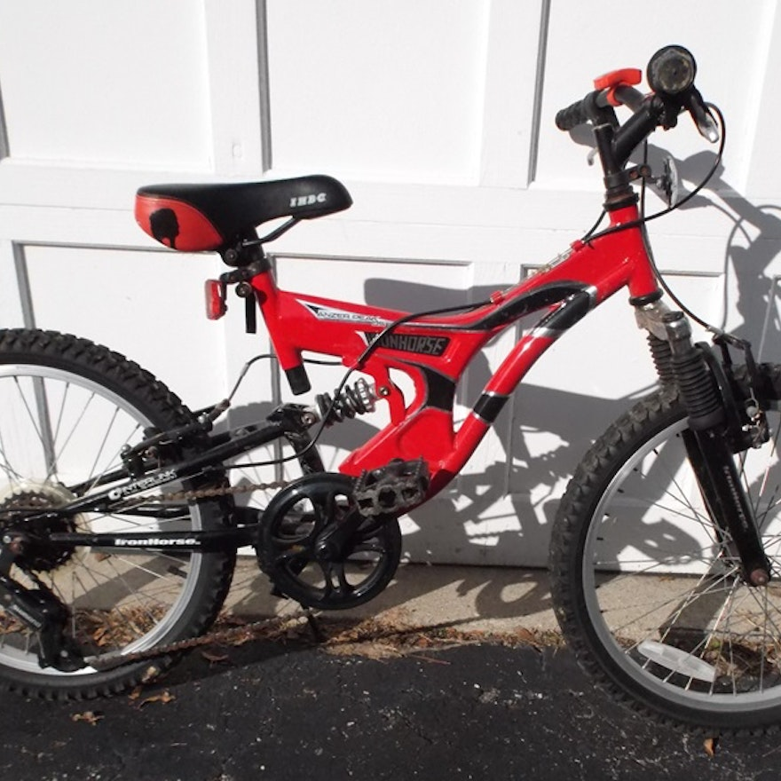 Boys Iron Horse Anzer Peak 05 Mountain Bike : EBTH