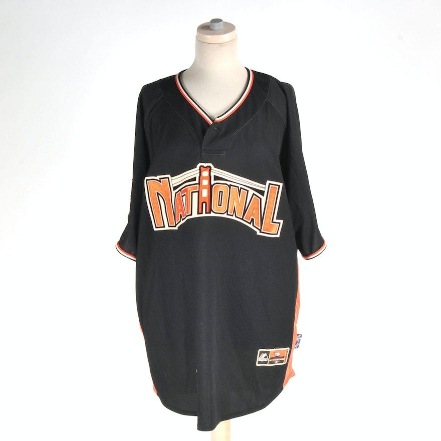 the latest ba797 44b2d 2007 Ken Griffey Jr. National League All-Star Game Baseball Jersey