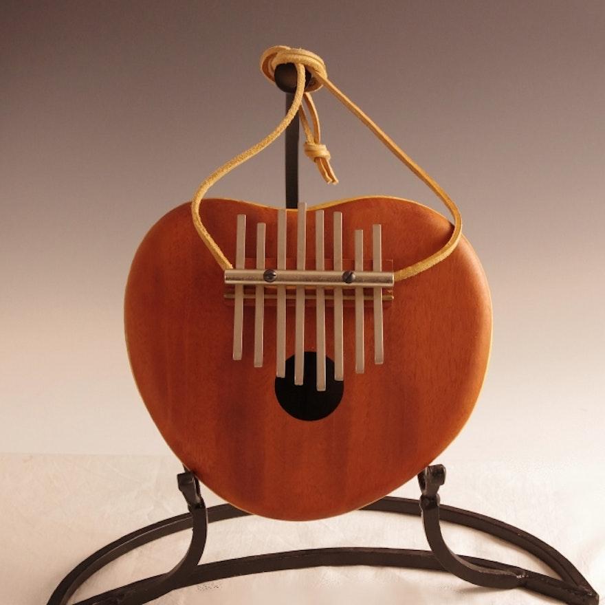 Goshen Finger Harp with Wonderful Tone