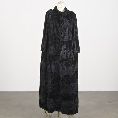 59da9fadcc54 Gorgeous Vintage Gidding and Jenny Fur Coat