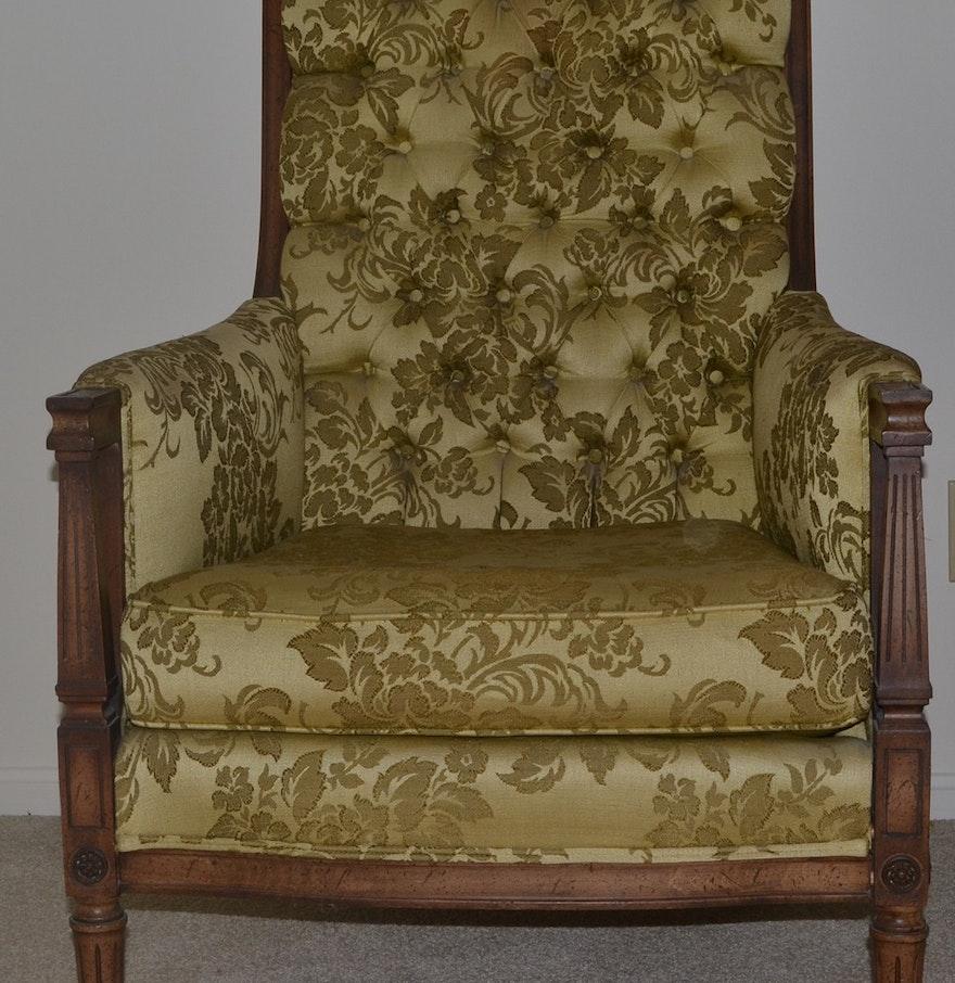 Vintage Montgomery Furniture Company Chair EBTH
