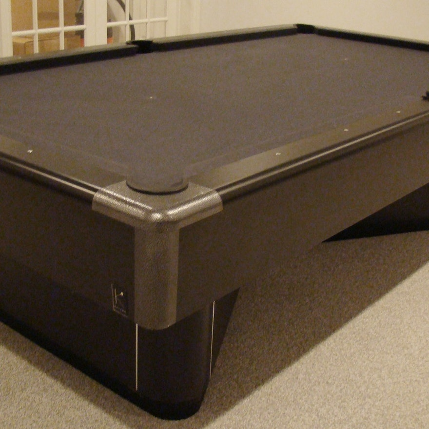 Billiard Table The Aurora By Kasson And Cover EBTH - Pool table movers aurora il