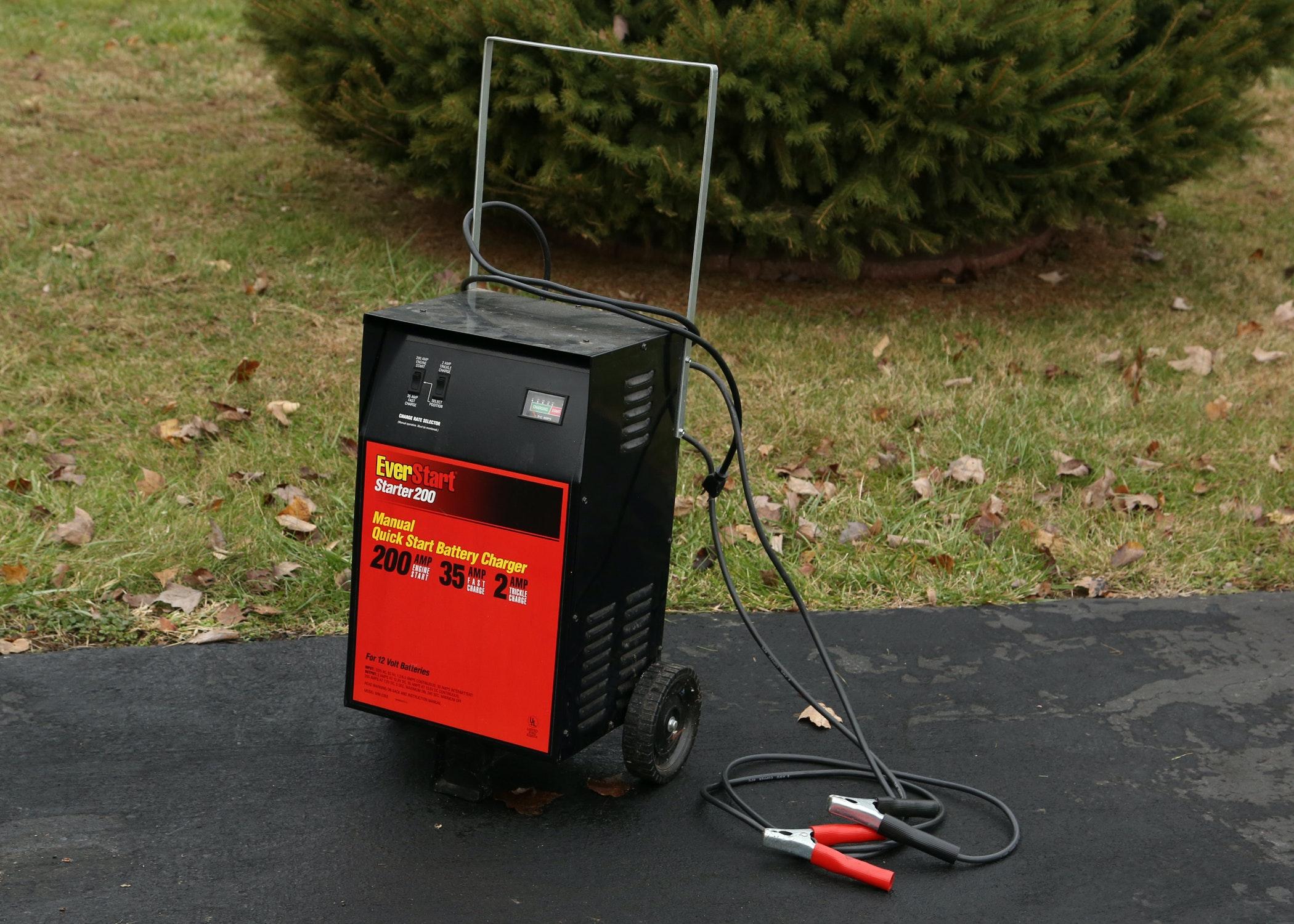 Ever Start 200 Battery Charger Ebth