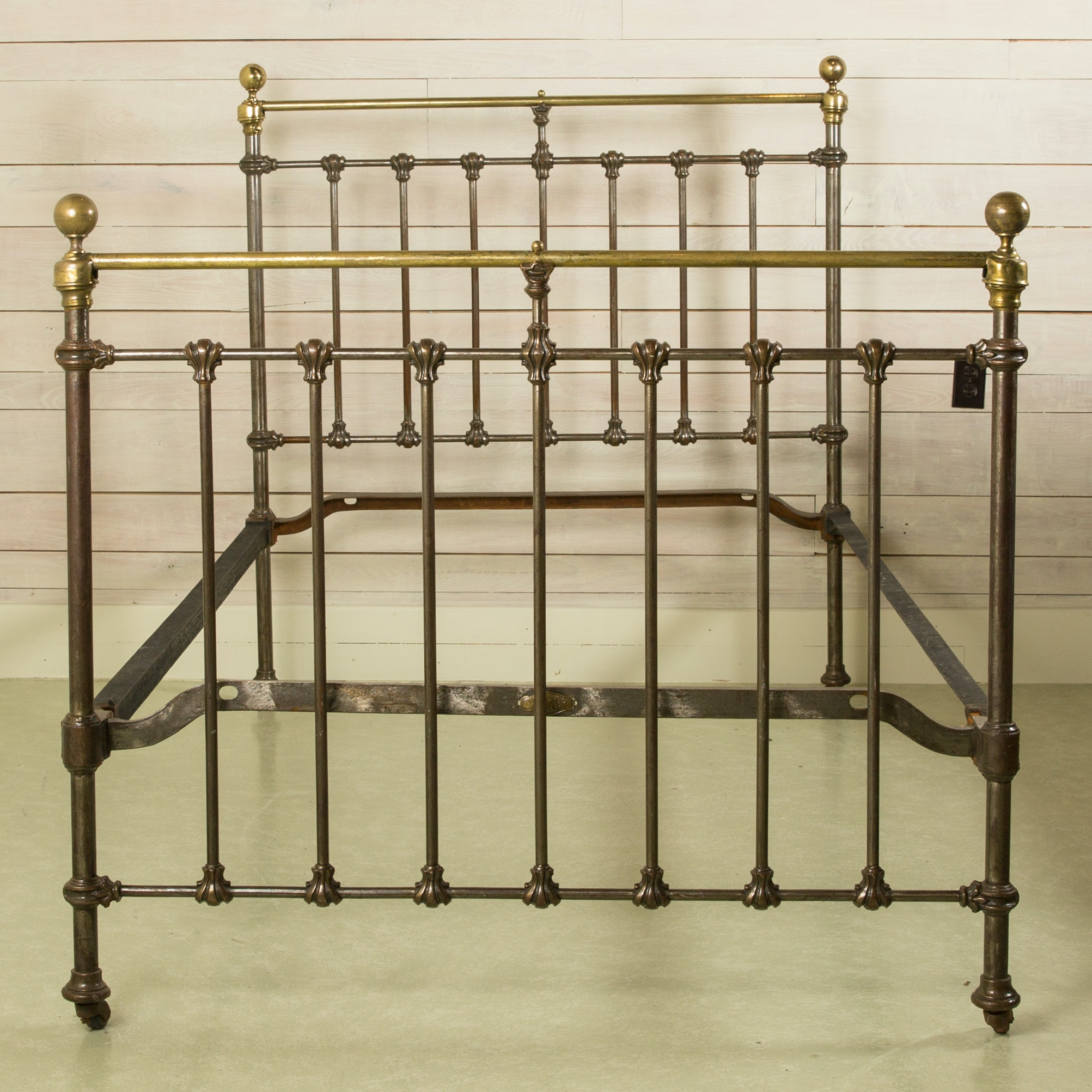 Unique Antique Iron and Brass Bed Elegant - Popular Brass Bed Frame Trending