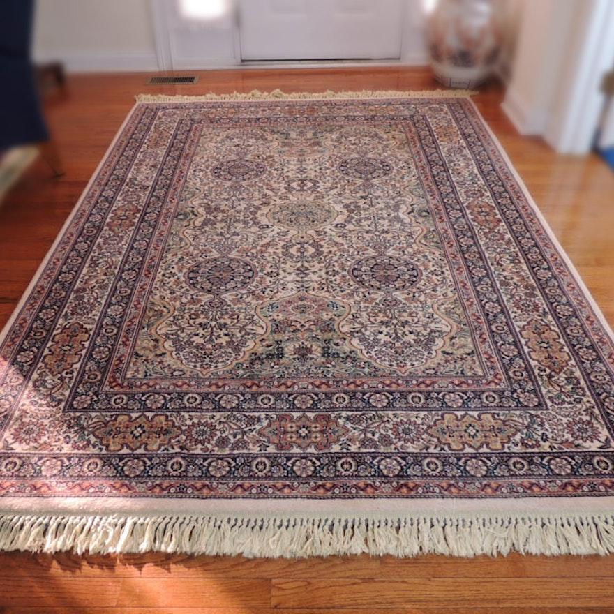 Couristan Wool Area Rug 5 X 8 Ebth