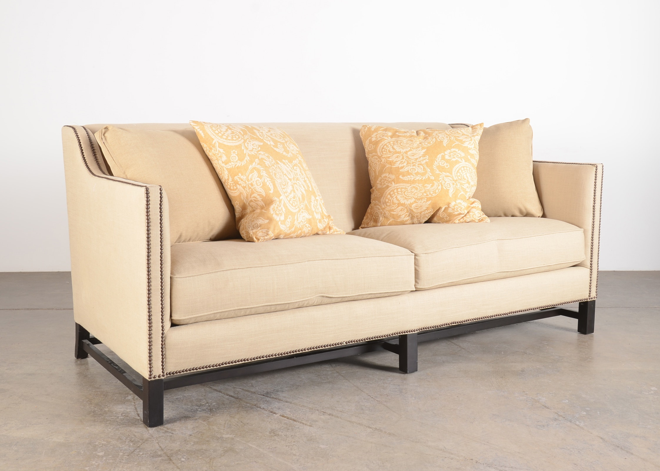 Bernhardt Chatham Leather Sofa Www Energywarden Net