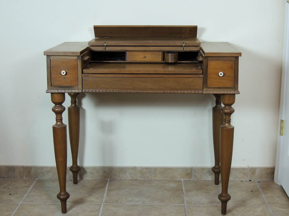 writing desk with drawers sale