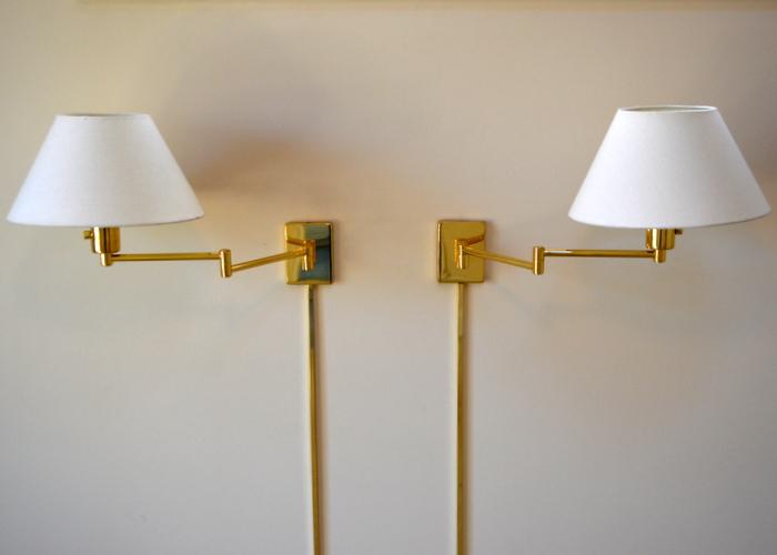 Hinson Lighting Wall Lamps