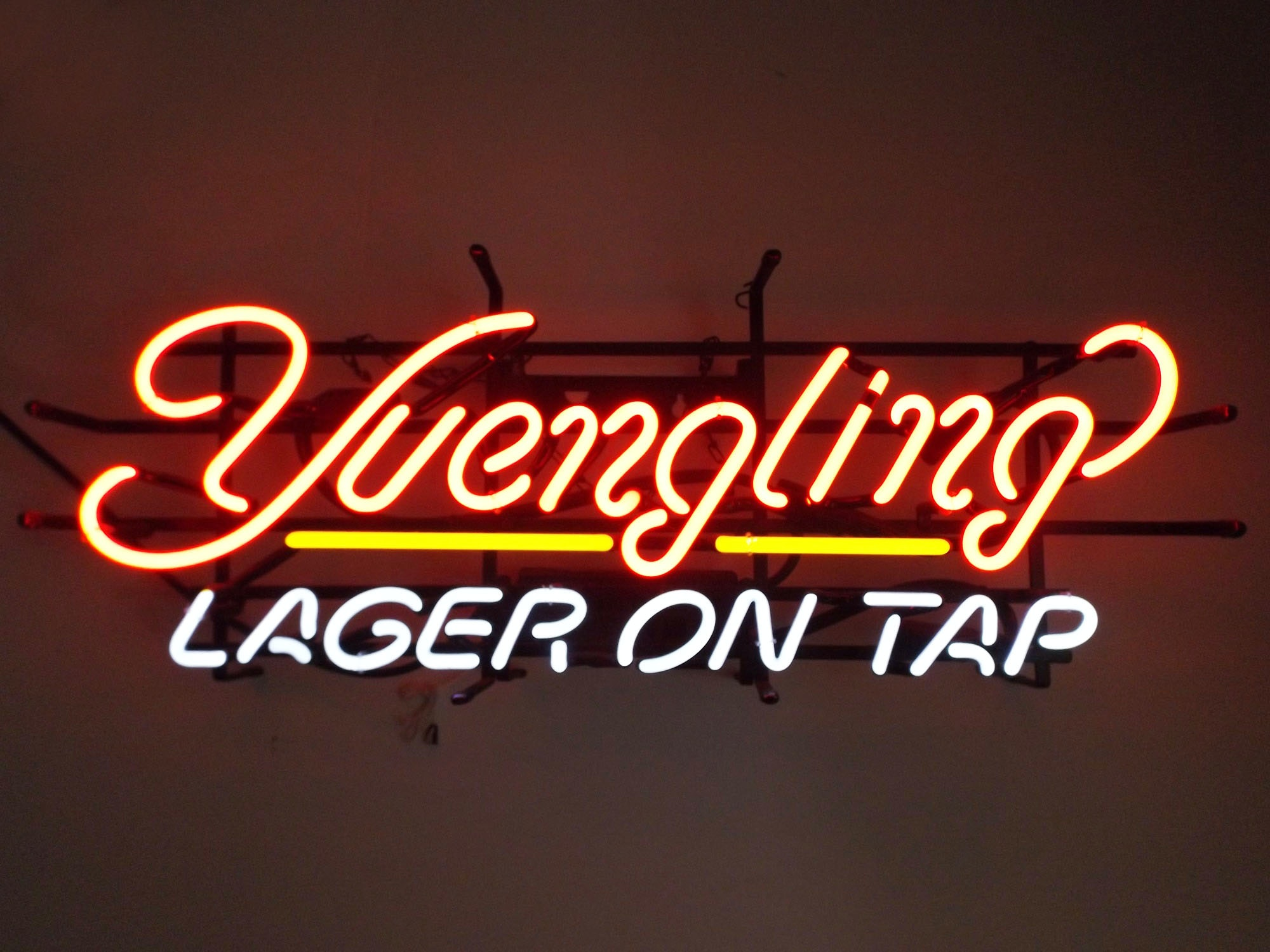 Yuengling Brewery Neon Sign