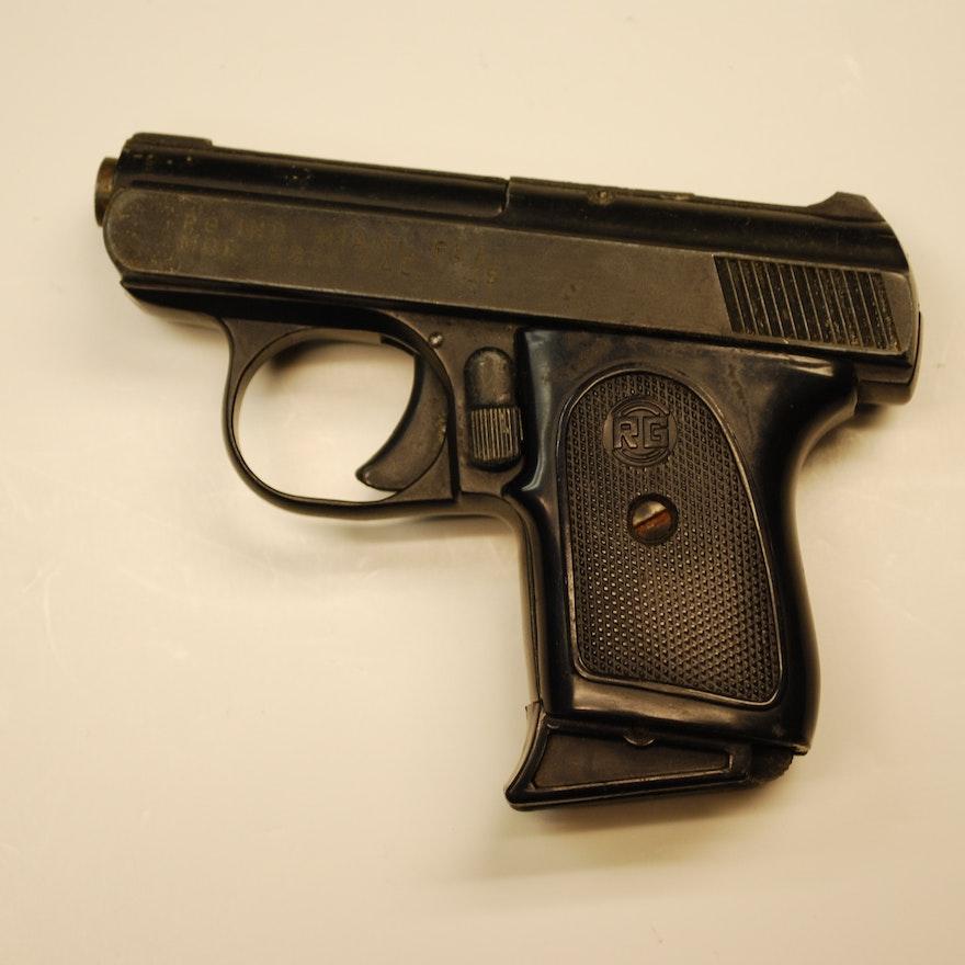 r g industries 25 caliber pistol ebth