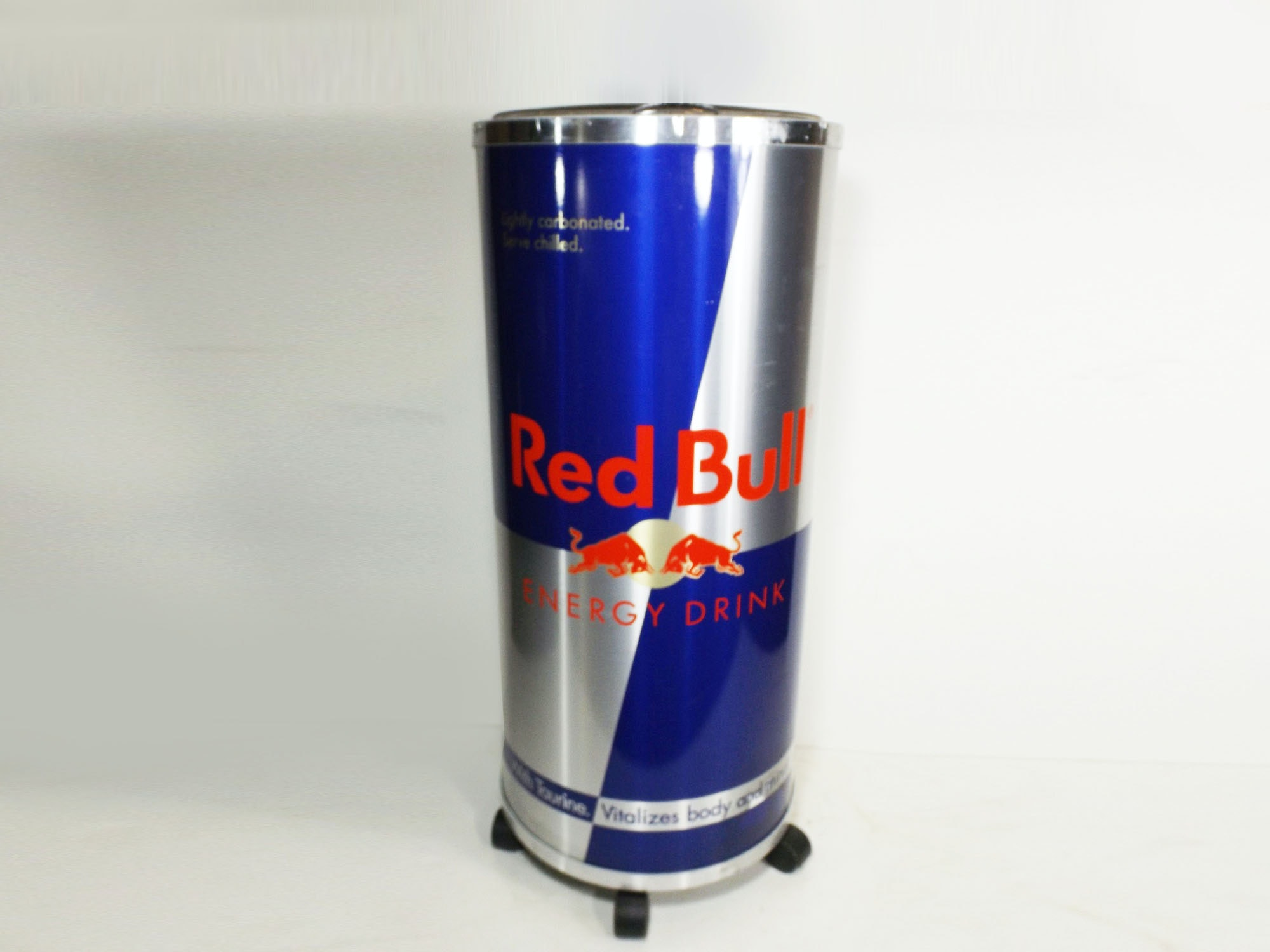 Red Bull Counter Top Cooler Ebth