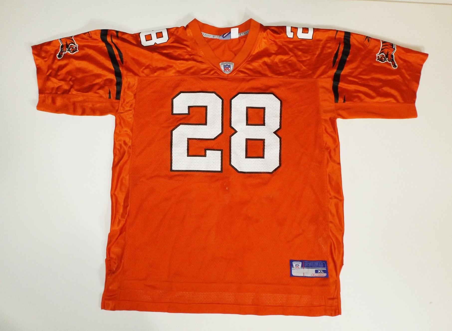 Authentic NFL Bengals Jersey