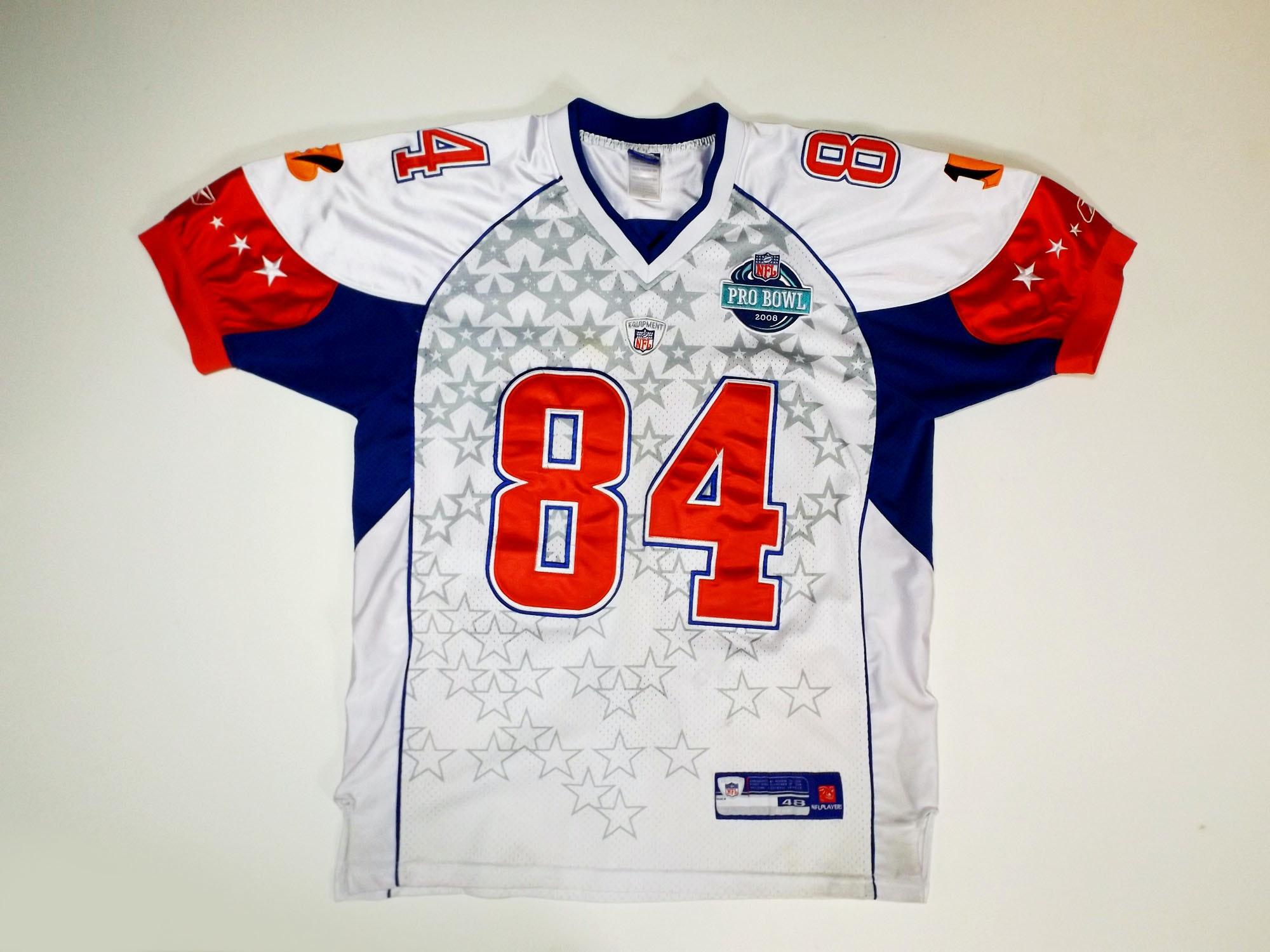 2008 Bengals Houshmandzadeh NFL Pro Bowl Jersey