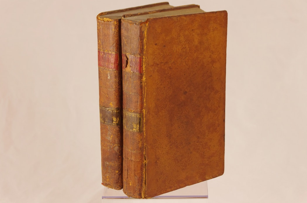 """1785 4th Ed. """"An Inquiry into the Nature and Causes of the Wealth of Nations"""""""