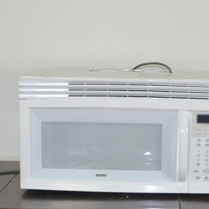 Kenmore Microwave Hood Combination : EBTH