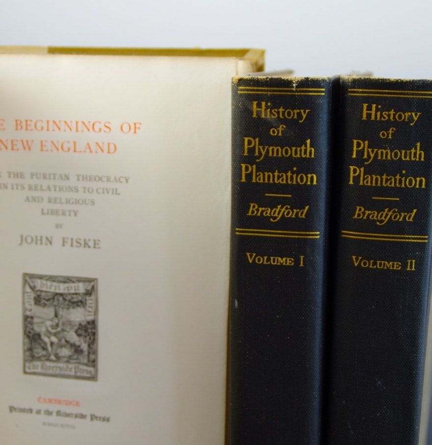 the common aspects in a description of new england and of plymouth plantation Plymouth colonyplymouth colony (or plantation), the second permanent english settlement records of the colony of new plymouth in new england 12 vols encyclopediacom gives you the ability to cite reference entries and articles according to common styles from the.