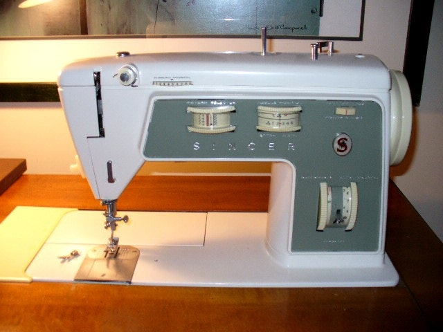 singer sewing machine model 774