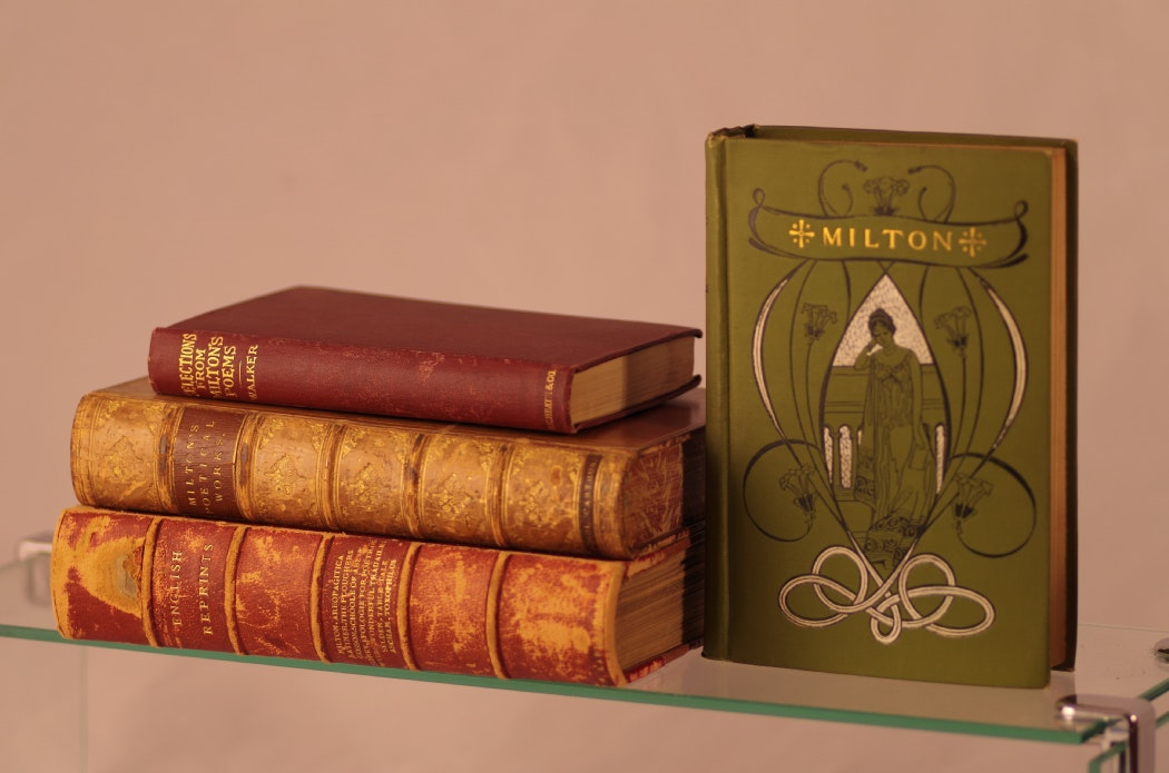 Collection of Works of John Milton