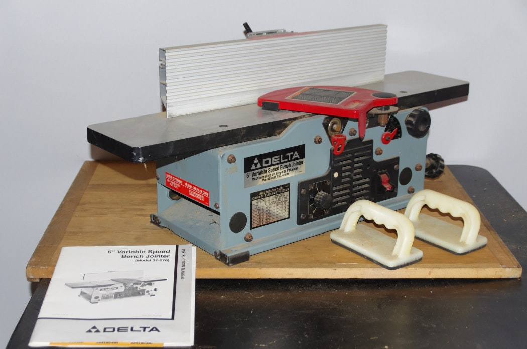 Delta 6 Variable Speed Bench Jointer 28 Images Delta 6