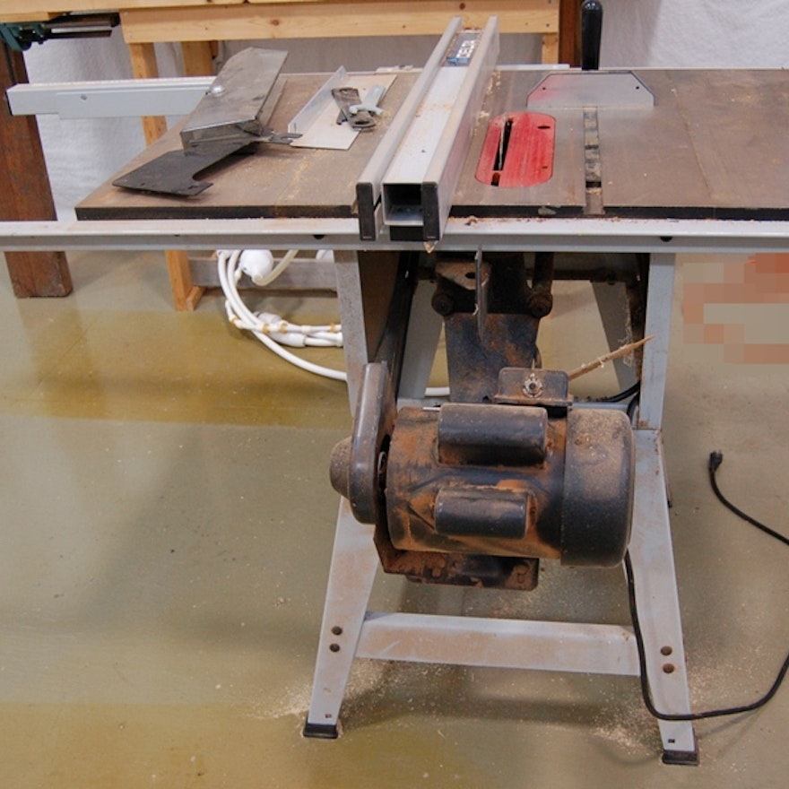 Delta 10 Contractor S Table Saw