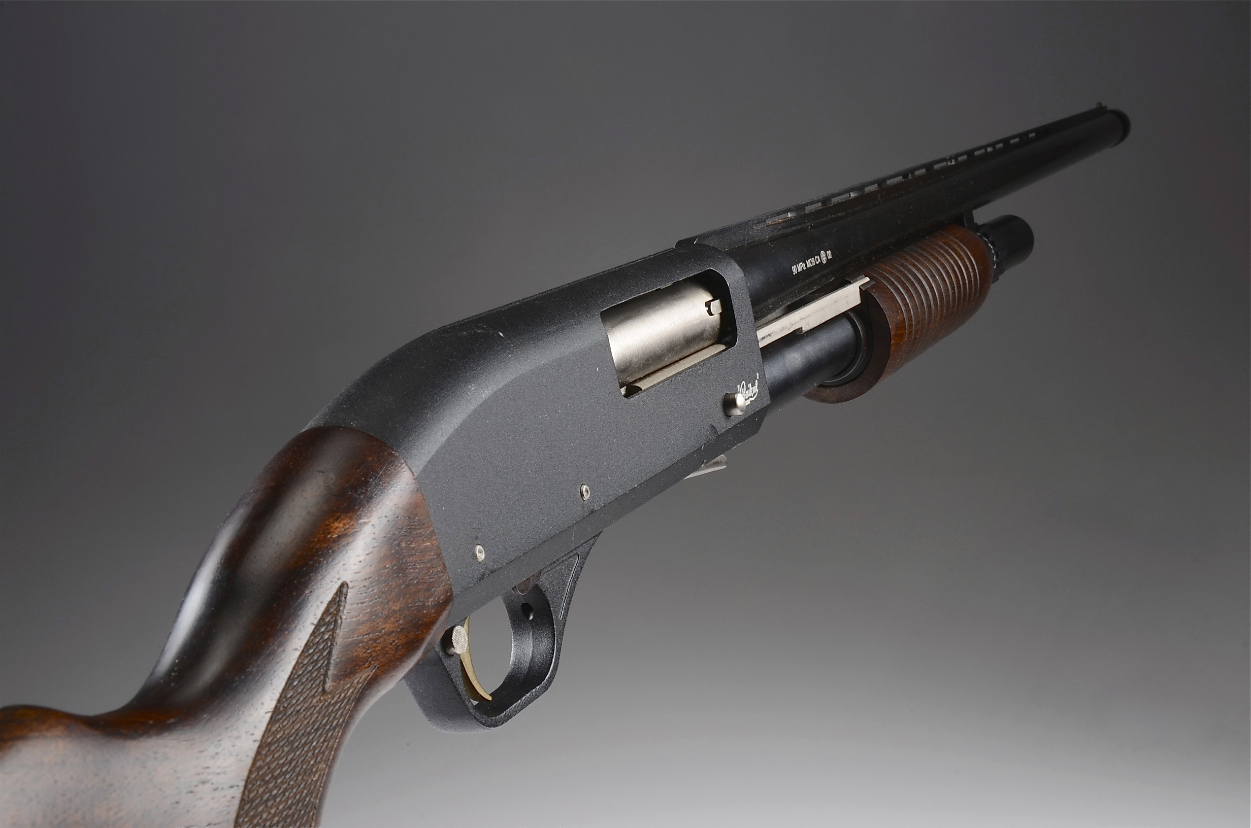Baikal Model MP-133 12 gauge pump shotgun