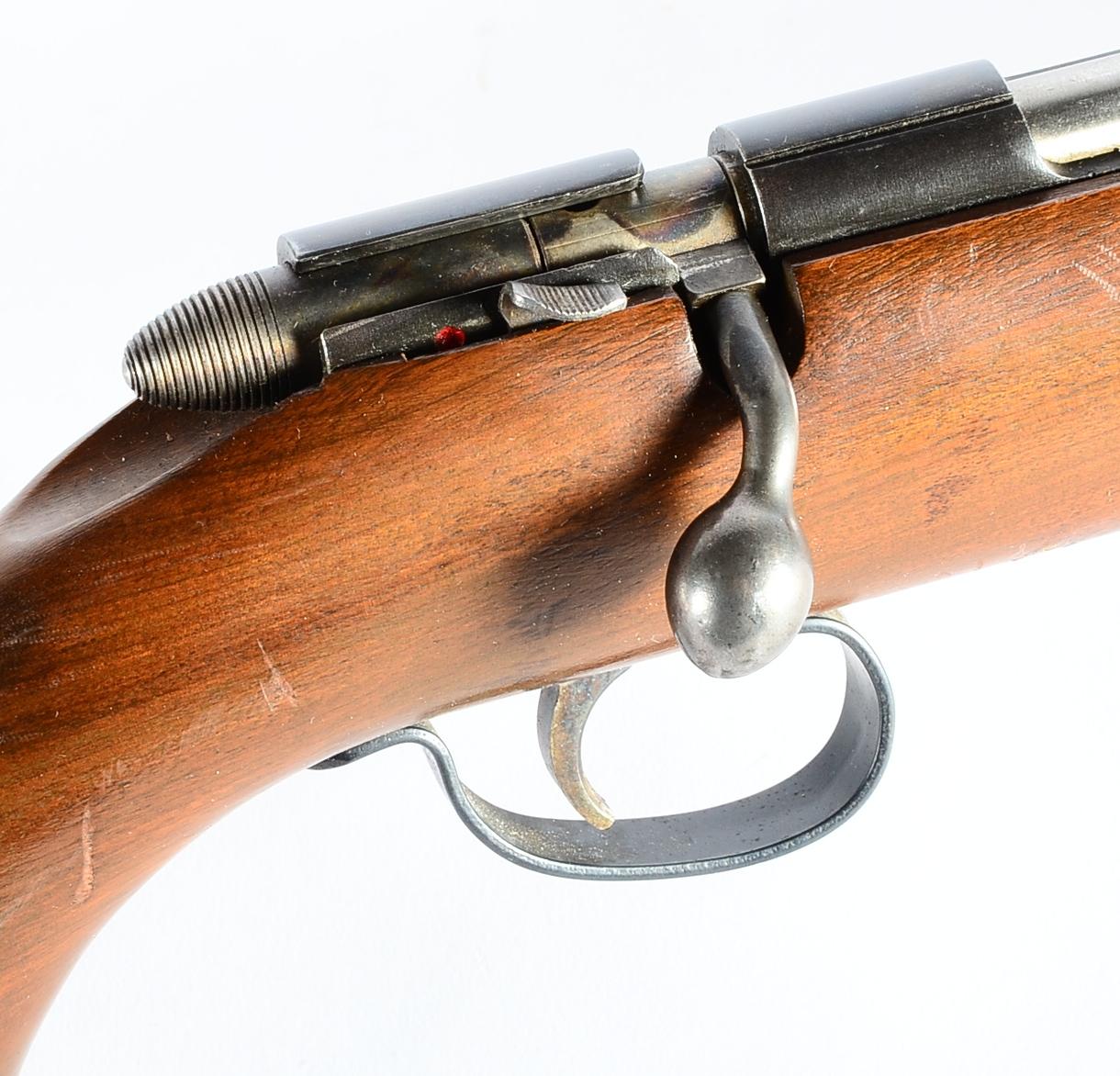 Remington model 41 targetmaster