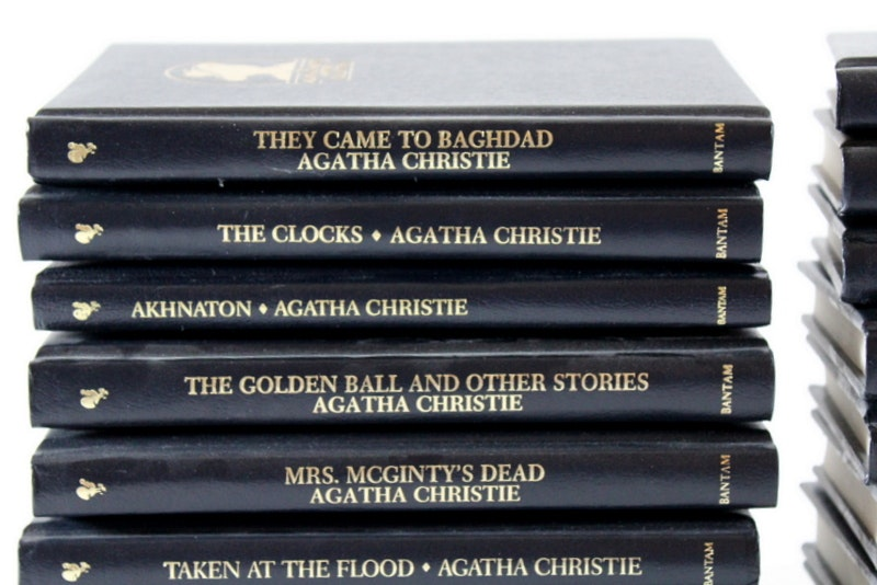 agatha christie novels list pdf