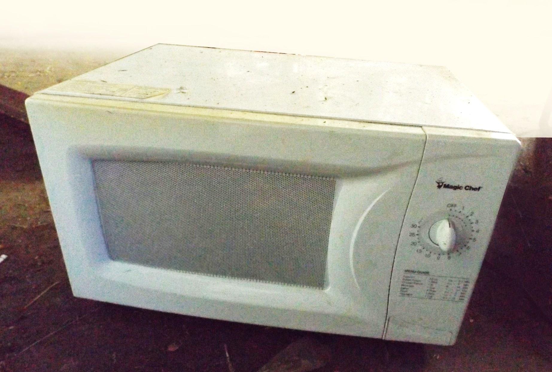 magic chef microwave oven - Magic Chef Oven