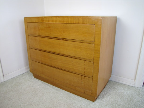 Mid Century Modern Chest Of Drawers By Rway Furniture Ebth