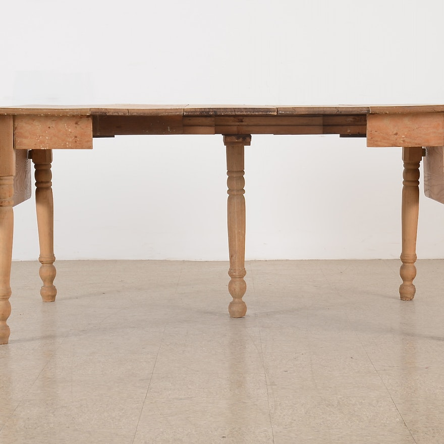 Primitive Dining Room Table