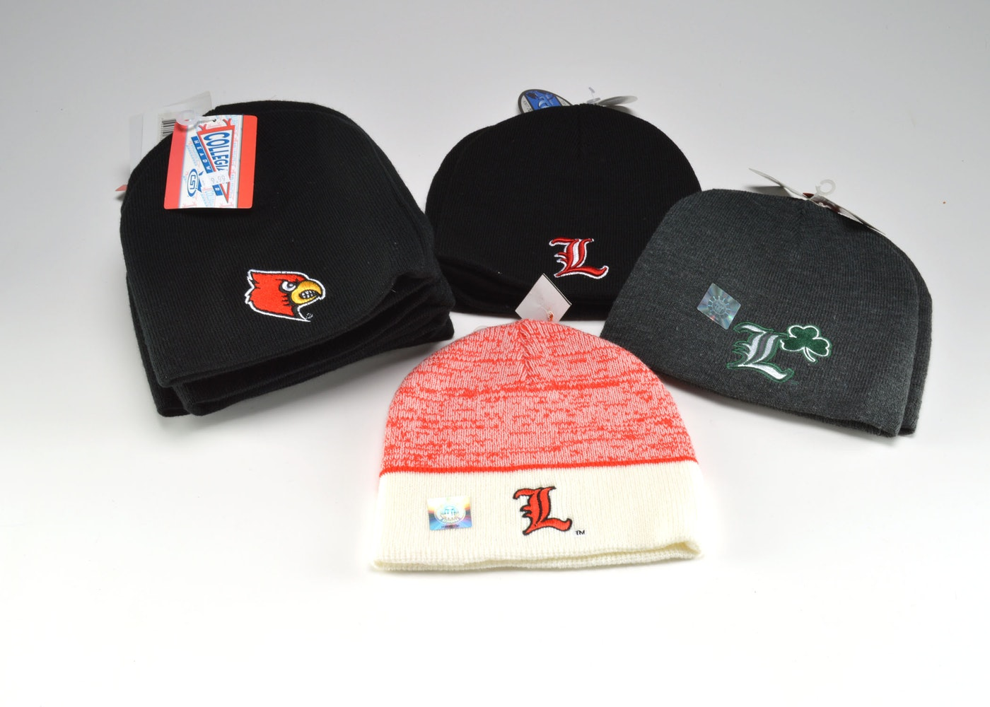 13 new louisville cardinals knit beanie caps hats with for Approved motors colerain ohio