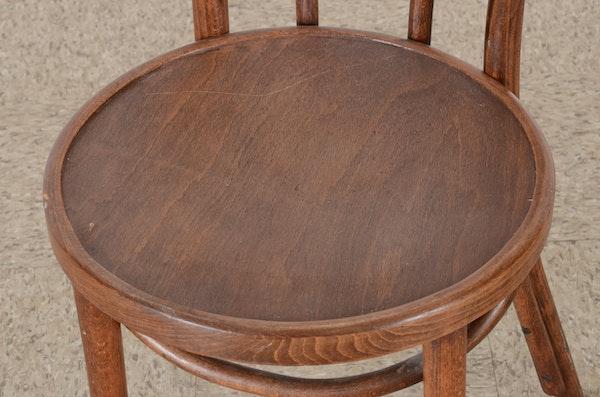 Radomsko Bentwood Chairs Ebth