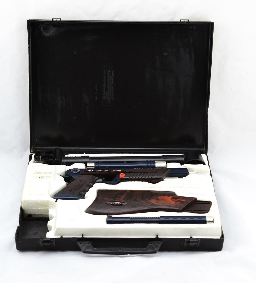 The World S Best Photos Of Guns And Spy: 1965 Secret Sam Attache Case Weapons Spy Set By Topper