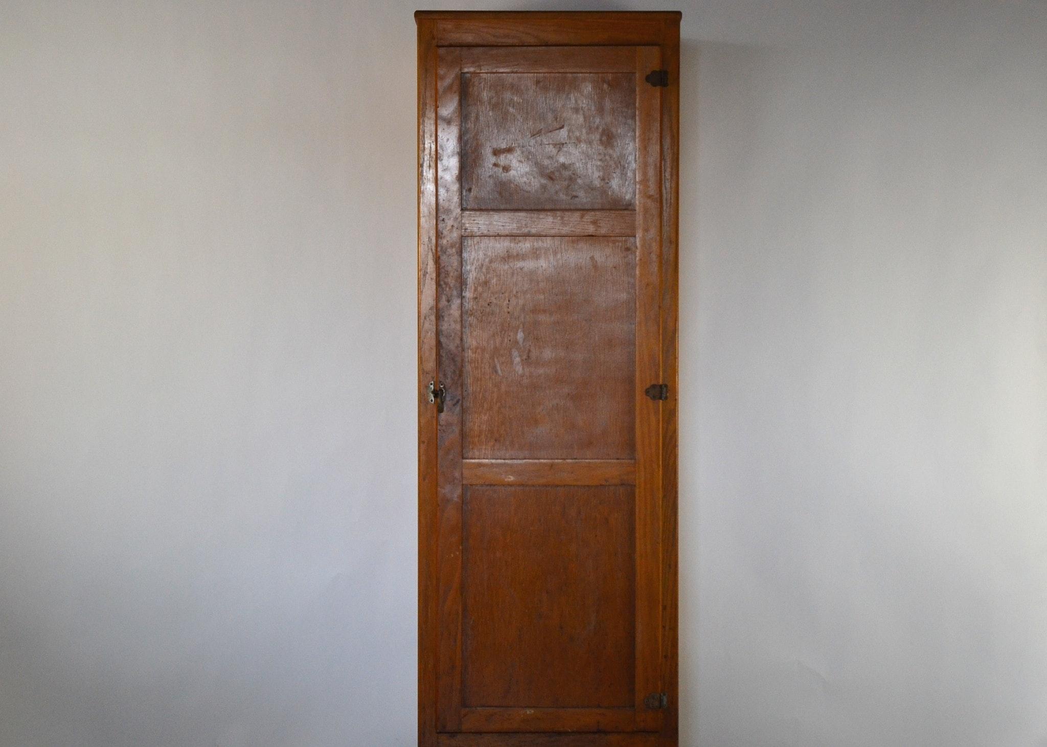 Antique Chimney Cabinet; 1x1 ...
