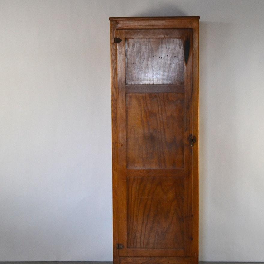 Antique Chimney Cabinet ... - Antique Chimney Cabinet : EBTH
