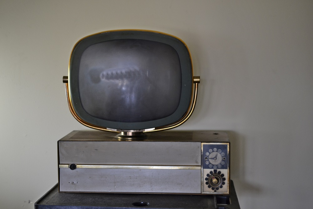vintage 1950s philco predicta  u0026quot princess u0026quot  television   ebth