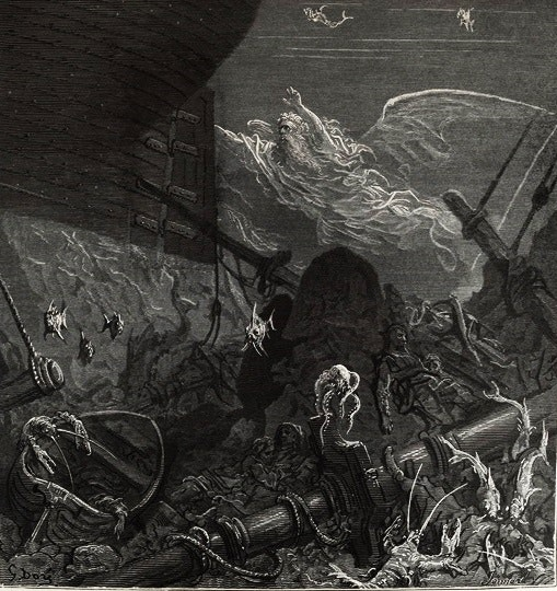 Quot The Rime Of The Ancient Mariner Quot By S Coleridge