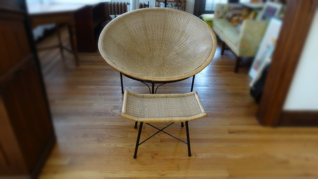 Vintage Saucer Chair The Hippest Pics