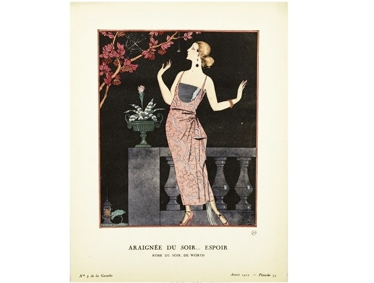 """Gazette du Bon Genre"", 1922 French Art Deco Magazines, No. 5 & 6"
